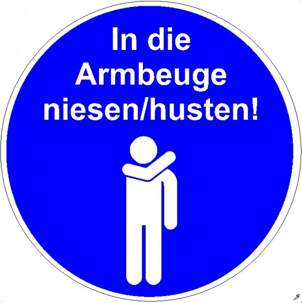Armbeuge rund