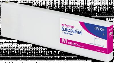 Epson Tintenpatrone für C7500, Magenta