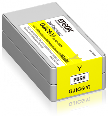 Epson Tintenpatrone für C831, Gelb