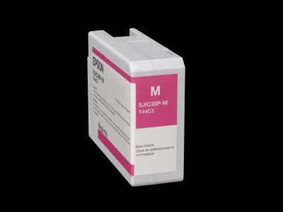 Epson Tintenpatrone für C6500/C6000, Magenta